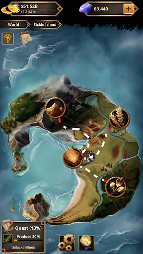 Idle Trading Empire 1.2.5 screenshots 1