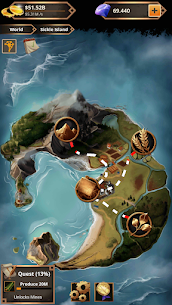 Idle Trading Empire MOD APK (Unlimited Money) Download 1