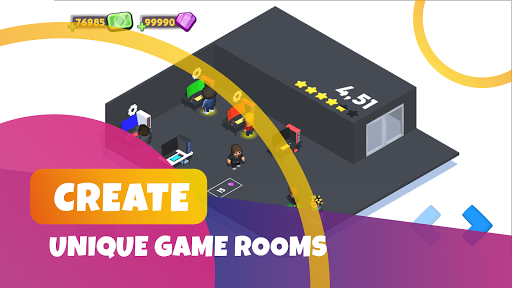 Game Studio Creator - Build your own internet cafe  screenshots 3