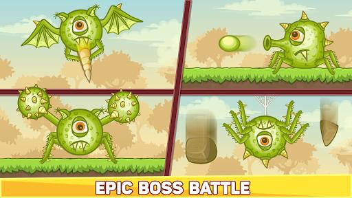 Bounce Ball 5 - Jump Ball Hero Adventure 3.9 Screenshots 7