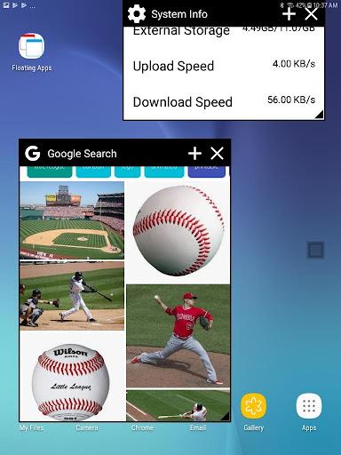 Floating apps - Multitasking 1.11 Screenshots 11