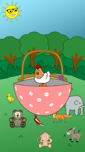 Surprise Eggs - Animals : Game for Baby / Kids 10.1.118888 screenshots 4