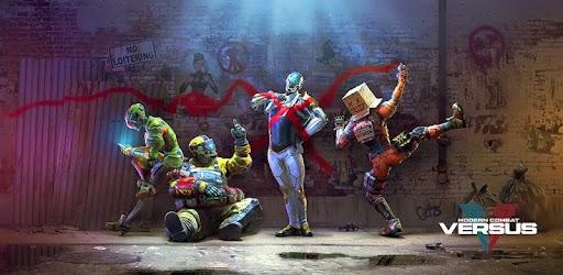 Modern Combat Versus: New Online Multiplayer FPS .APK Preview 0