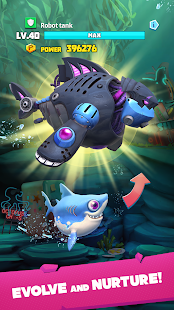 Hungry Shark Heroes Screenshot