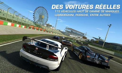 Real Racing 3 screenshots apk mod 3