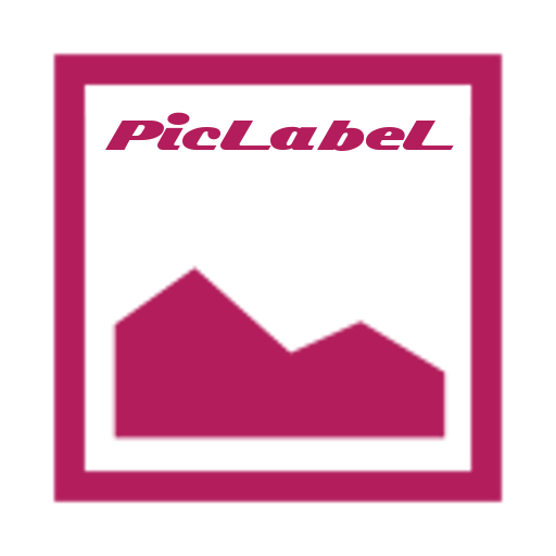 PicLabel For PC Windows (7, 8, 10 and 10x) & Mac Computer