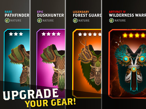Questland: Turn Based RPG  screenshots 22
