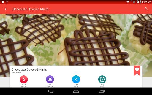 Foto do Chocolate Recipes