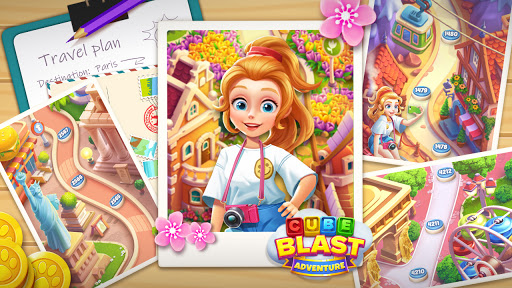 Cube Blast Adventure 1.20.5052 screenshots 8