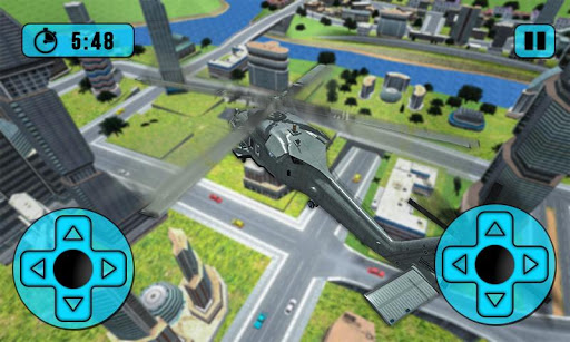US President Escort Helicopter: Air Force VTOL 3D 1.7 screenshots 5