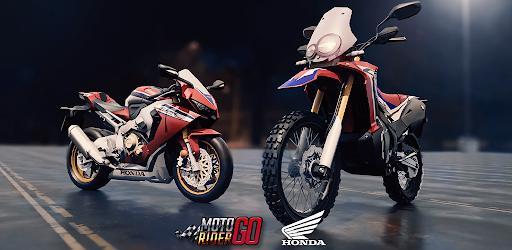 Moto Rider GO: Highway Traffic Versi 1.44.1