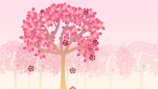 Falling Flowers Red – Live Wallpaper 1.0.0 Apk 2