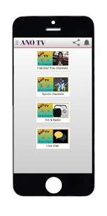 ANO TV (sports,Radio,fm,Darma) For Android 3
