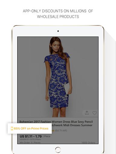 DHgate - online wholesale stores Apkfinish screenshots 8