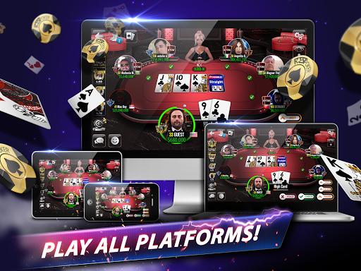Rest Poker - Texas Holdem  screenshots 24