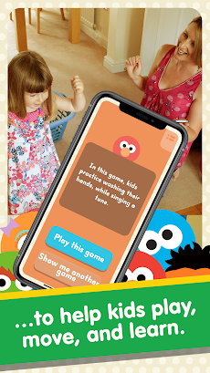 Sesame Street Family Play: Caring For Each Otherのおすすめ画像4