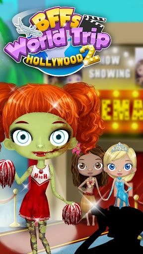 BFF World Trip Hollywood 2 3.0.22002 screenshots 1