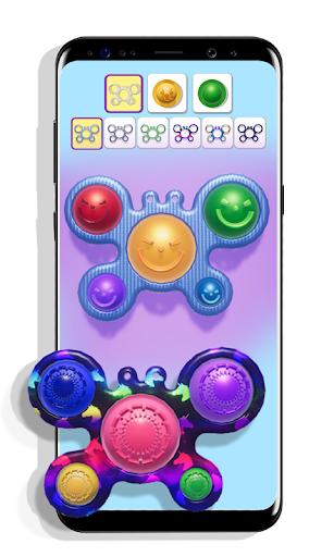 DIY Simple Dimple! Pop It Fidget Toys Set  screenshots 6