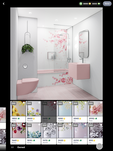 Redecor - Home Design Game Apkfinish screenshots 18