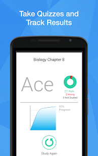 StudyBlue for large tablets