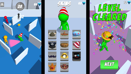 Hide Seek Find 3D - Free Hiding Seeker Games 2021 0.6 screenshots 9