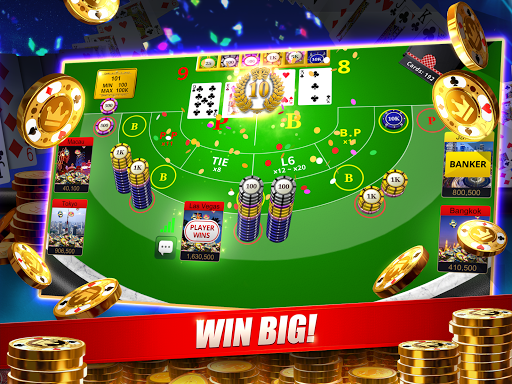 Dragon Ace Casino - Baccarat filehippodl screenshot 9