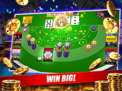 Dragon Ace Casino – Baccarat 9