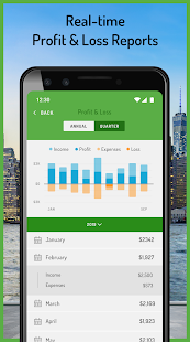 Hurdlr: Mileage, Expense & Tax Tracker Screenshot