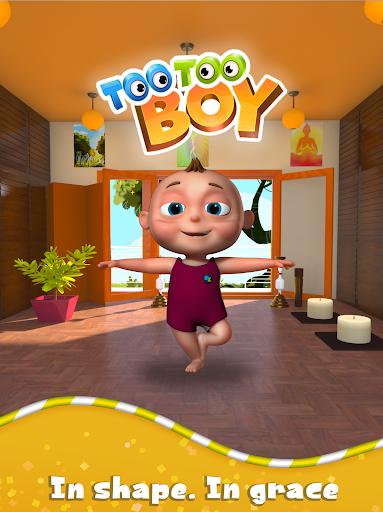 Talking TooToo Baby  - Kids Fun Game. 27 screenshots 4