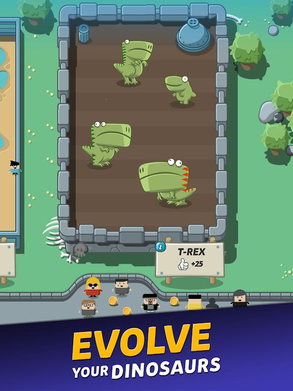 Crazy Dino Park  poster 19