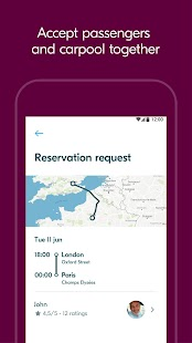 BlaBlaCar: Carpooling and bus Screenshot