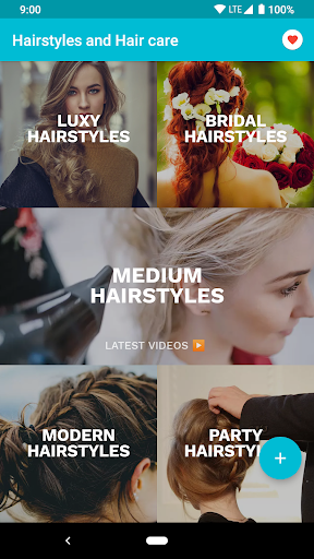 Hairstyles for your face : Free Hair salon 3.0.153 Screenshots 13