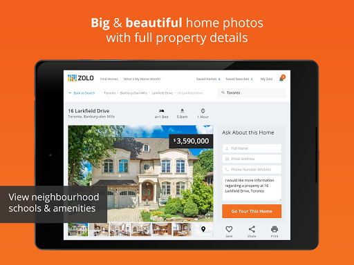 Real Estate in Canada by Zolo  Screenshots 9
