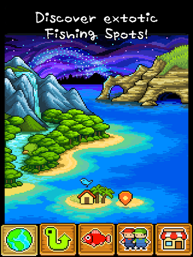 Fishing Paradiso  screenshots 12