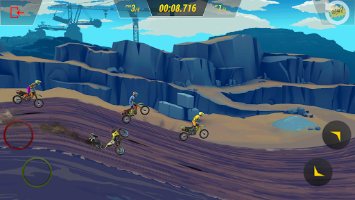 Mad Skills Motocross 3 apklade screenshots 2