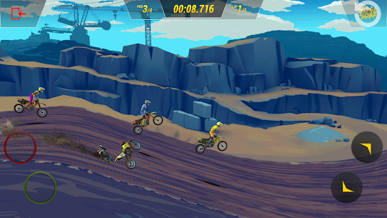 Mad Skills Motocross 3 MOD (Unlocked) 2