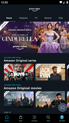 Amazon Prime Video apktram screenshots 1