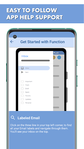 Function - Easy Email Access & Launcher apktram screenshots 5