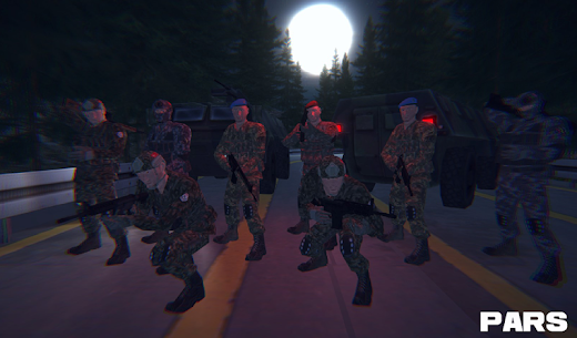 PARS Squad: Special Forces Warfare Action Shooter 9