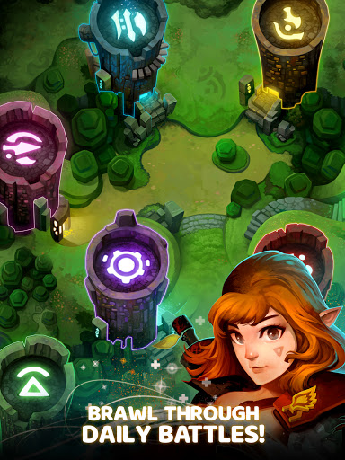 Battle Bouncers: Legion of Breakers! Brawl RPG 1.17.0 screenshots 22