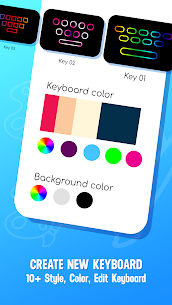 Neon LED Keyboard – RGB Lighting Colors v1.5.4 MOD APK 4