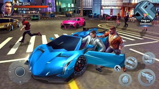 Baixar Auto Theft Gangsters MOD APK 1.19 (Moedas infinitas, sempre crítico, habilidades sem esfriar) 1