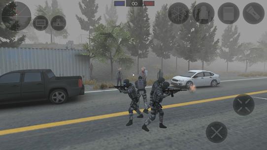 Zombie Combat Simulator Full Hileli Modlu Apk İndir 3