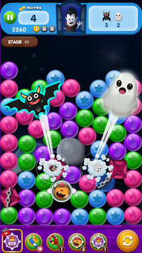 Spookiz Blast : Pop & Blast Puzzle screenshots 5