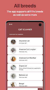 Cat Scanner Premium Apk– Cat Breed Identification 10.2.11 (Full Unlocked) 7