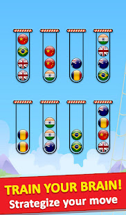 BallSort Puzzle - Bubble Sort Color Puzzle Game 1.4 screenshots 1
