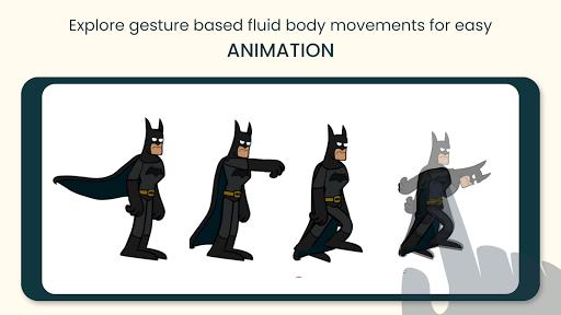 TweenCraft: Cartoon video maker animation app android2mod screenshots 2
