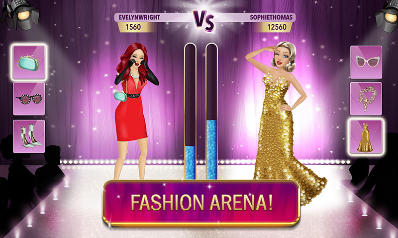 Hollywood Story: Fashion Star  poster 1