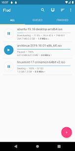 Flud – Torrent Downloader Apk Download 2021 1