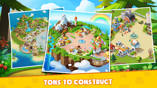 Bingo Town - Free Bingo Online&Town-building Game android2mod screenshots 5
